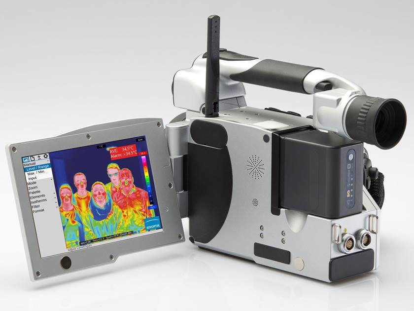 Thermography camera VarioCAM® HD