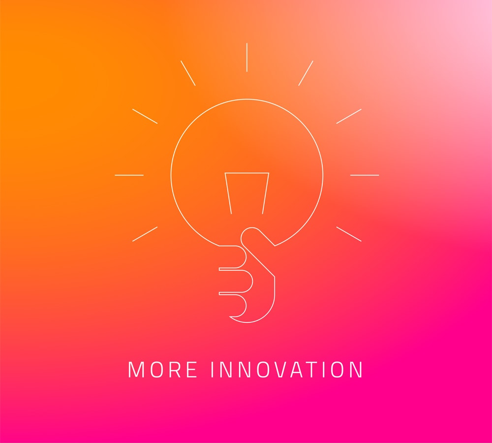 Our Strategy: More Innovation