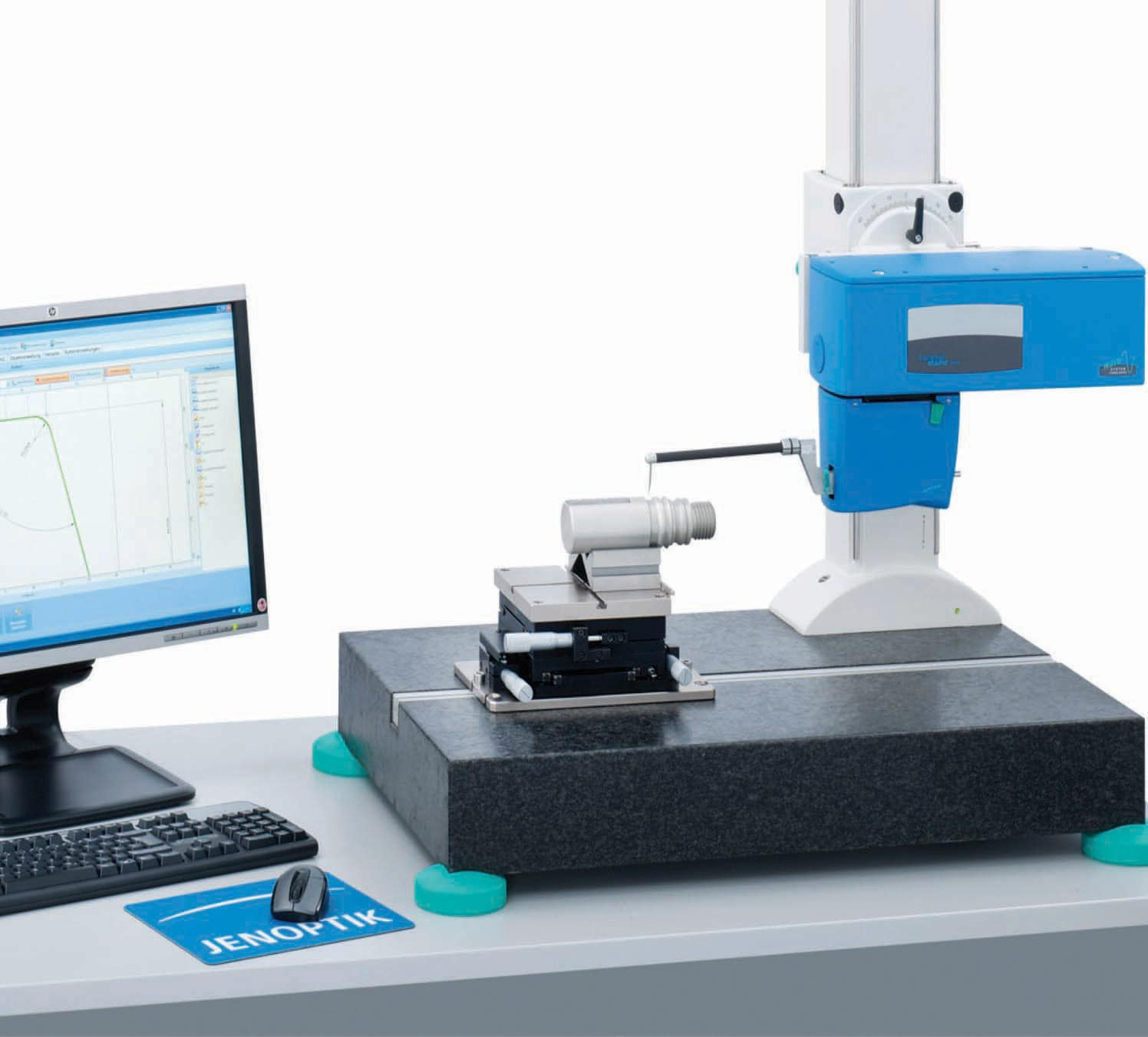 The Hommel-Etamic C8000 - Precise Measuring Systems for Contour Measurement