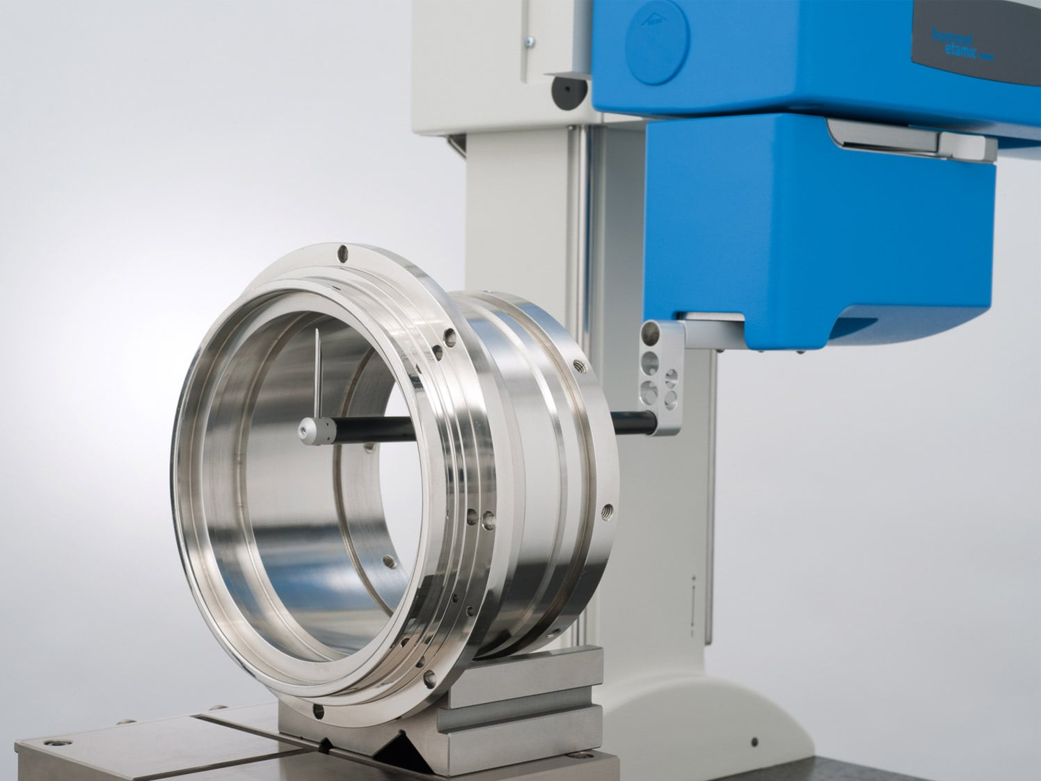 Contour measurement - Measurement of angles, radii, distances and coordinates of your workpieces