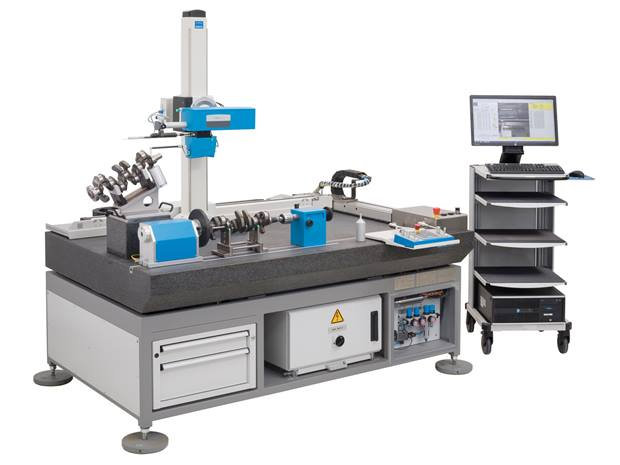Wavemove - Fully Automated Measurement of Large Workpieces