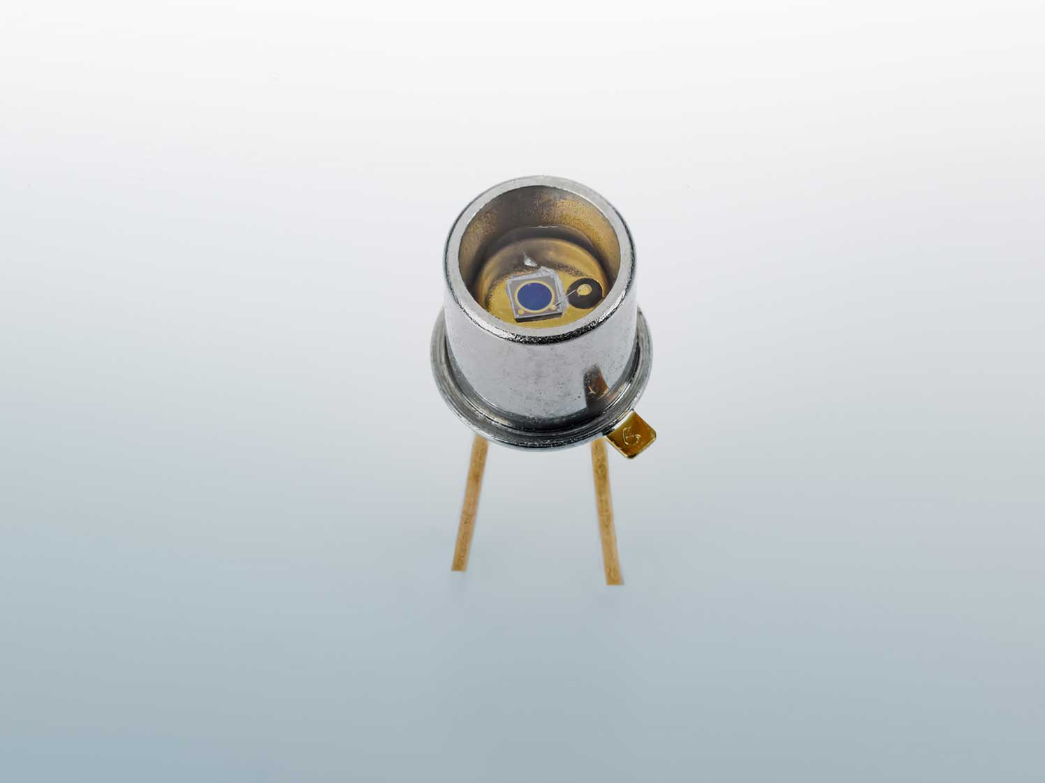 Photodiodes from Jenoptik: photodiodes for spectrally selective light and radiation detection