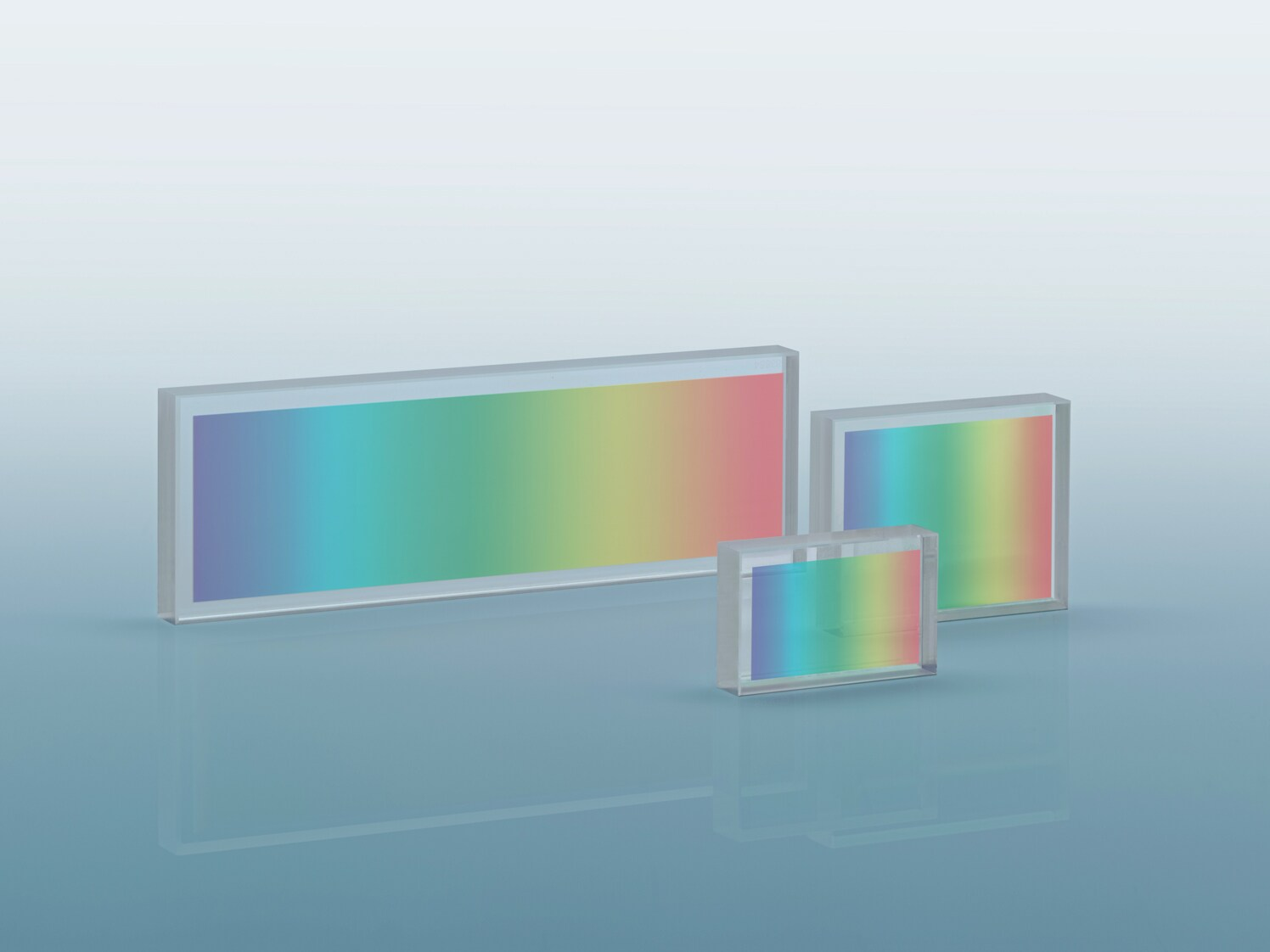 Optical gratings for  diffracting light