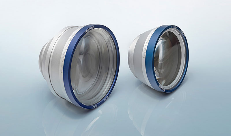 Silverline F-Theta Objective Lenses